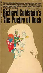 Goldsteins poetry of rock