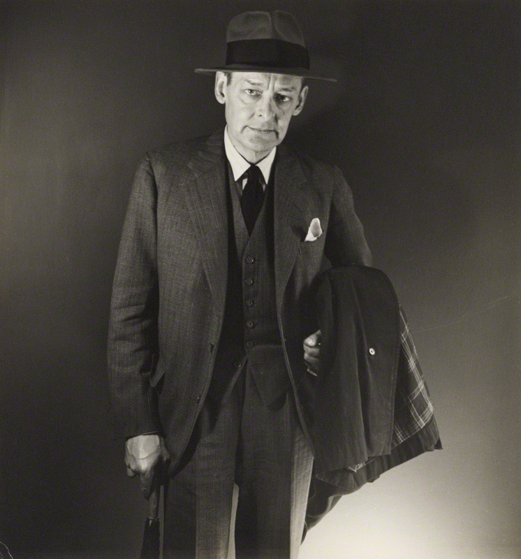 NPG P1687; T.S. Eliot by George Platt Lynes