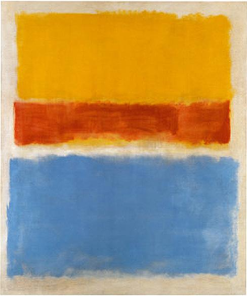 Untitled   Yellow Red Blue